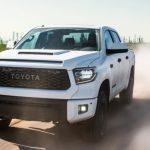 トヨタ「新型 Tundra TRD Pro 2019」公式デザイン画像集!