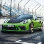 ポルシェ「新型 911 GT3 RS 2019」公式デザイン画像集!