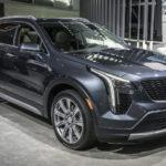 キャデラック新型SUV「XT4」発表;実車をNYで初公開!