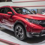 ホンダ「新型 CR-V 7-seater 2019」実車を初公開;日本投入も間近!