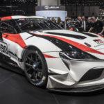 TOYOTA「新型 GRスープラ Racing Concept」実車がめちゃくちゃカッコいい!
