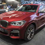 BMW「新型 X4」第2世代モデルが初登場!SUVクーペのデジタル化が進化!