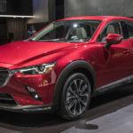 マツダ「新型CX-3 2019」発表;実車デザインギャラリー