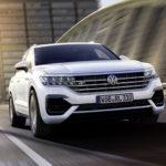 VW「新型トゥアレグ」発表;第3世代は大胆フェイスに!