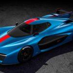 ピニンファリーナ「新型 H2 Speed 2019」公式デザイン画像集!