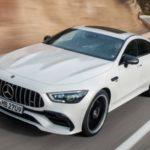 メルセデスベンツ「新型 AMG GT53 4-Door 2019」公式デザイン画像集!