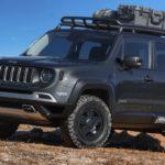 Jeep「新型 B-Ute」発表;レネゲードのオフロードコンセプトがカッコいい!