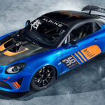 アルピーヌ「新型 A110 GT4」発表;超カッコいい!