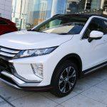 三菱「新型 エクリプス クロス」日本発売を開始:実車デザイン画像集!