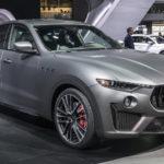 Maserati「Levante Trofeo」発表;実車デザインギャラリー!