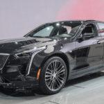 キャデラック「新型 CT6 V-Sport 2019 」公式デザイン画像集!
