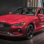 ジェネシス「新型 G70 2019」公式デザイン画像集!