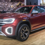 VW「新型 アトラス タノーク」発表;アトラスベースのフルサイズピックアップ!