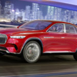 メルセデスマイバッハ「新型  Ultimate Luxury」公式デザイン画像集!