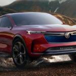 Buick「Enspire concept 2018」公式デザイン画像集!