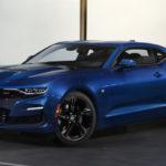 シボレー「新型  Chevrolet Camaro 2019」公式デザイン画像集!