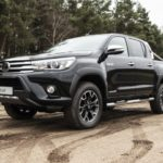 TOYOTA「Hilux Invincible 50 Chrome Edition」発表;公式デザインギャラリー!