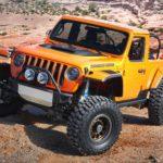 Jeep「Sandstorm concept」は「Baja runner」のワンオフコンセプト!