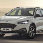 フォード「新型 Focus Active 2019」公式デザイン画像集!
