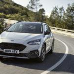フォード「新型 Focus Active 2018」公式デザイン画像集!