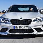 BMW「新型 M2 Competition 2019」公式デザイン画像集!