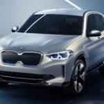 BMW「Concept iX3」初のSUV×EVモデルを発表;公式デザインギャラリー!