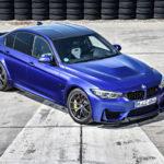 BMW 「新型 M3 CS 2018」公式デザイン画像集!