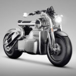 Curtiss「Zeus Electric Motorcycle Concept」発表;公式デザインギャラリー!