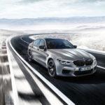 BMW「新型 M5 Competition 2019 」公式デザイン画像集!