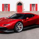 フェラーリ「新型 SP38」公式デザイン画像集!