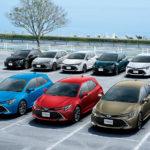 トヨタ「新型 カローラスポーツ」発表:初代コネクテッドカーとして