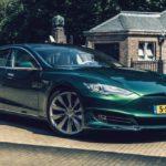 Tesla「新型 Model S Shooting Brake 2018」公式デザイン画像集!