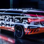 アウディ「新型 E-Tron prototype 2020」公式デザイン画像集!