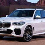 BMW 「新型 X5 2019」公式デザイン画像集!