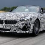BMW 「新型 Z4 Prototype 2020 」公式デザイン画像集!
