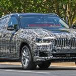 BMW 「新型 X6 spy shots 2020」公式デザイン画像集!