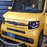 ホンダ「新型N-VAN」実車の生写真が流出!