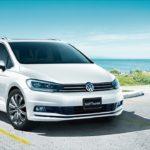 VW「ゴルフ トゥーラン」一部仕様変更で安全性能を強化!