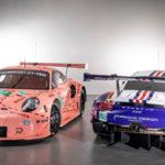 Retro Porsche 「新型 911 RSR race cars」公式デザイン画像集!