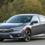 ホンダ「新型 Civic Sedan 2018」公式デザイン画像集!