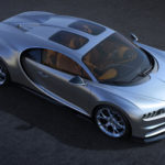 Bugatti  「新型 Chiron Sky View 2018」公式デザイン画像集!