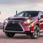レクサス「新型 RX 350L 2018」公式デザイン画像集!