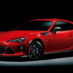 トヨタ「86 GR SPORT」を新設定!GRエントリーモデルで378万円〜!