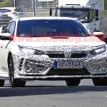 Honda 「Civic Type R 2019」スパイショット