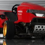 ホンダ「新型 Mean Mower V2」公式デザイン画像集!