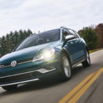 VW「新型 Golf Alltrack 2018」公式デザイン画像集!
