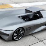 インフィニティ「新型 Prototype 10 Concept 2018」公式デザイン画像集!