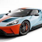 フォード「新型 GT Heritage Edition 2019」公式デザイン画像集!