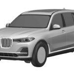BMW「新型 X7」パテント画像が流出!マイルドに路線変更?