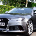 Prince Harry's Audi RS6